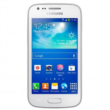 Samsung Galaxy Ace 3 GT-S7272 - 4GB - White Factory Unlocked Smartphone
