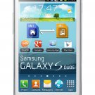 Samsung Galaxy Duos Trend S7562C Smartphone (White)
