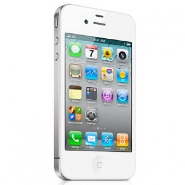 Apple iPhone 4 - 16GB - AT&T - White Smartphone MC536LL/A