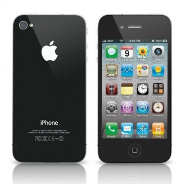 NEW iPhone 4S, 64GB, BLACK. FACTORY Unlocked