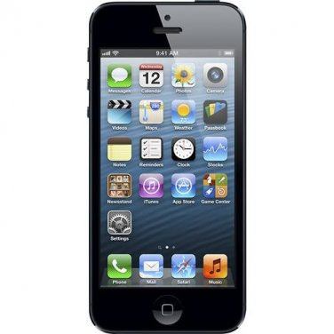 Apple iPhone 5 - 16GB - Black & Slate (AT&T) Smartphone