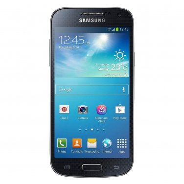 Samsung Galaxy S4 Mini 16GB Sprint Cellphone Black Mist L520 4G CDMA Mobile Android Smartphone
