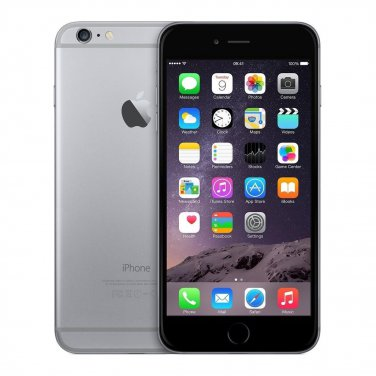 Apple iPhone 6 16GB Unlocked Space Gray Smartphone A1549 4G iOS 8 GSM No-Contract Mobile Cellphone