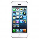 Apple iPhone 5 32GB White & Silver (Factory Unlocked) Smartphone