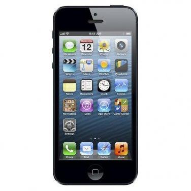 Apple iPhone 5 - 64GB - Black & Slate (Sprint) Smartphone