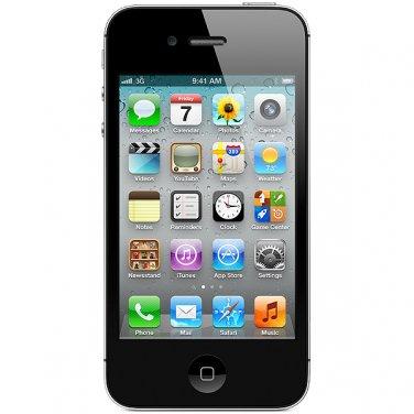 Apple iPhone 4 - 32GB - Black AT&T iOS Smartphone MC319LL/A