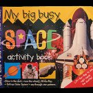 MY BIG SPACE BOOK Hardbound~Pop up NEW