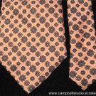 Pierre Cardin NeckTieGU Pink Geometric MultiClr Designs