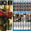 One Punch Man Vol.1-vol.11 [Japanese Edition] Comics Manga NEW