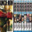 One Punch Man Vol.1-vol.11 [Japanese Edition] Comics Manga NEW
