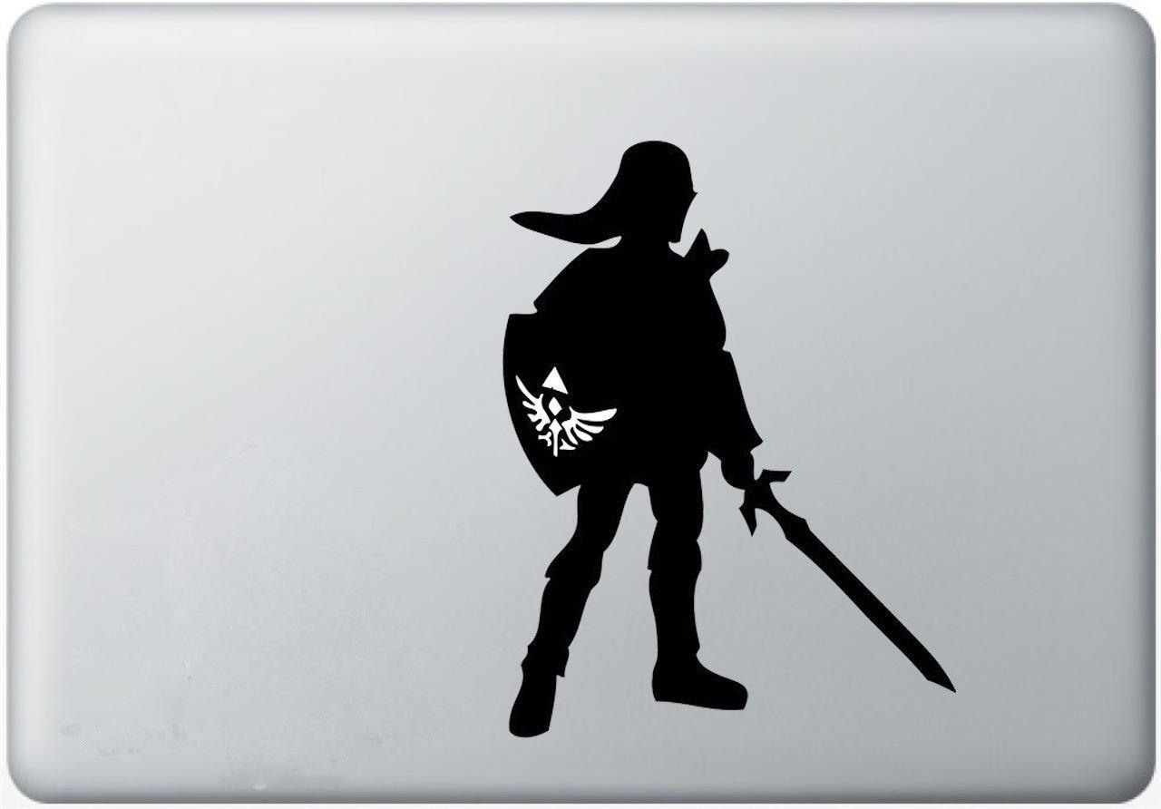 Zelda Vinyl Decal Sticker Apple MacBook Pro Air Mac