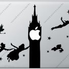 peter pan Vinyl Decal Sticker Apple MacBook Pro Air Mac