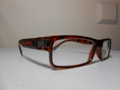 7db0a840f717 Georgio Caponi Reading Glasses Mens RXR Accent Browns Spotted Tortoise  +1.75 M9
