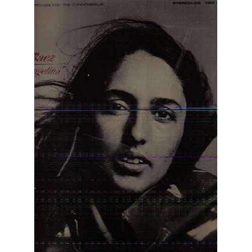 JOAN BAEZ FAREWELL ANGELINA LP