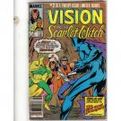 VISION AND SCARLET WITCH #2 NOV 1985