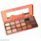 Too Faced Sweet Peach 18-Color Eyeshadow Palette