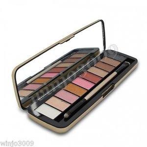 12-Color Smoky Cosmetic Waterproof Makeup Naked Eyeshadow Palette NK6