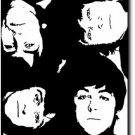 The Beatles Pop Art Painting