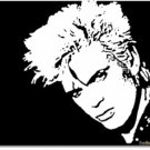 Billy Idol Pop Art Painting