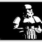 Storm Trooper Pop Art Painting