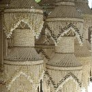 Chandelier,Scaloaf ,,Home decor,,50 inc. height