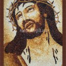 Jesus - Portrait Rice Painting
