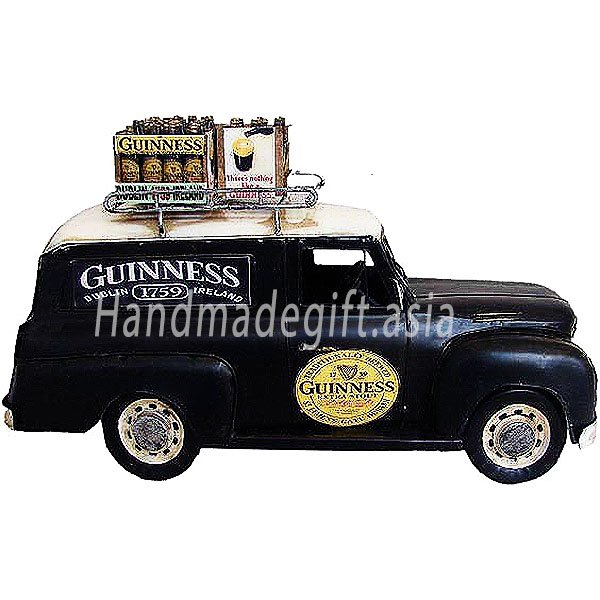 Classic truck model - Irish Guinness Beer Car