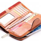 wallet genuine leather for women's