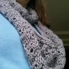 "My ""Downton Abbey"" Inspired Lacy Infinity Scarf"