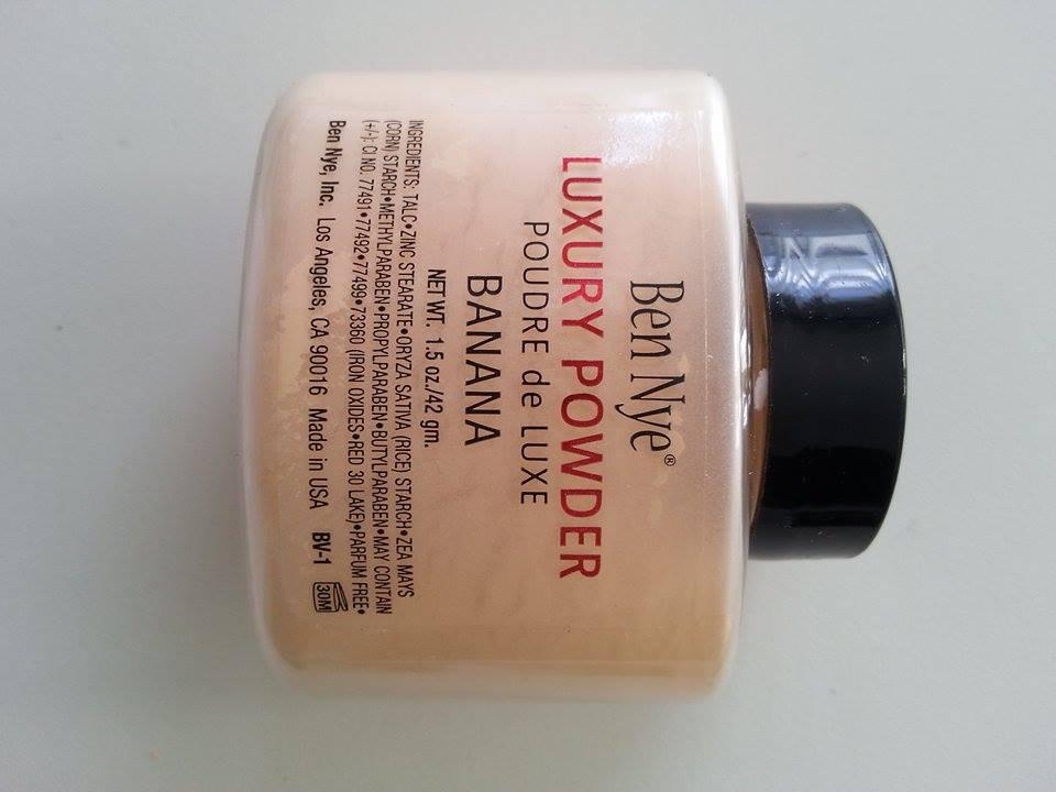 Ben Nye Luxury Powder Banana 1.5 oz