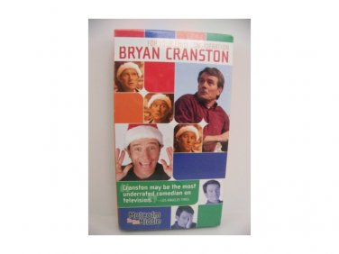 For Your Emmy  Consideration: BRYAN CRANSTON (VHS)
