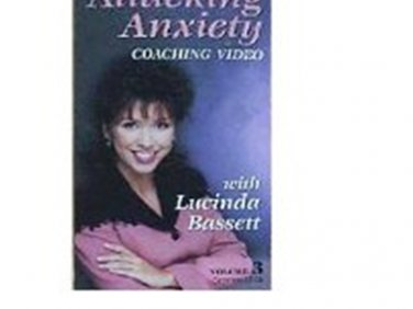 Attacking Anxiety Coaching Video Vol 3 Sessions 12-15 (VHS)