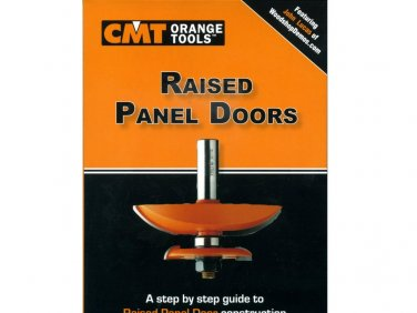 CMT ORANGE TOOLS: A Complete Guide to Building Raised Panel Doors (DVD, 2005).