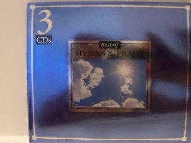 Best of HYMNS & PRAISE (3pk CDs, 2006)