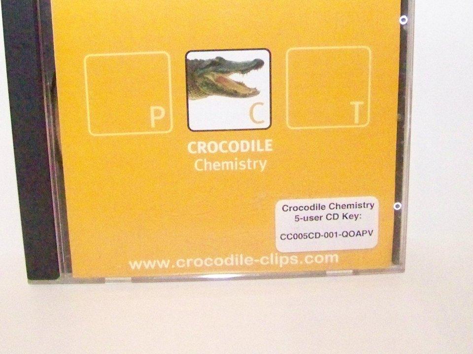 CROCODILE CHEMISTRY (CD-ROM)