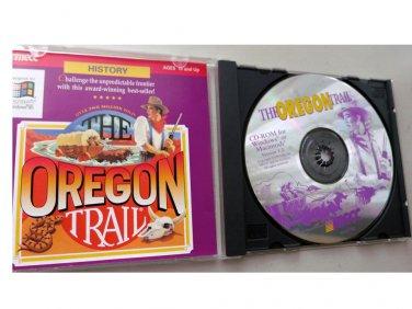The Oregon Trail CD-ROM