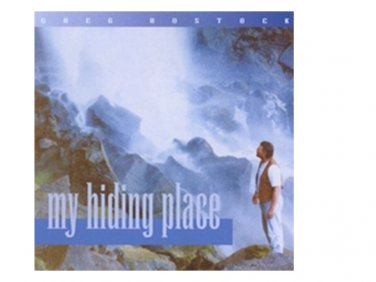 My Hiding Place by Greg Bostock (CD, 1998)