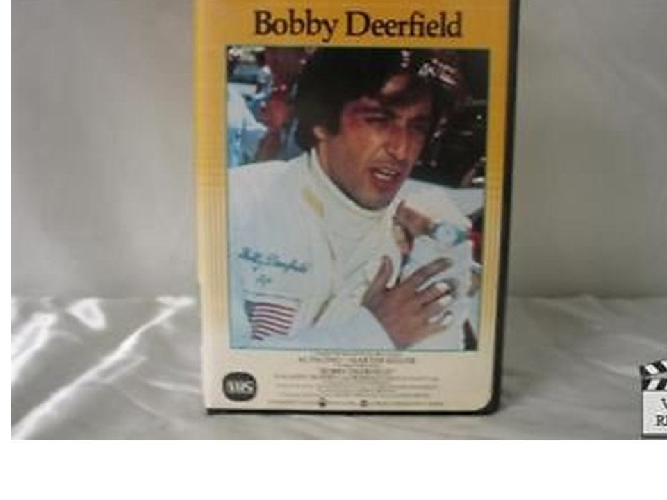 Warner Home Video: Bobby Deerfield (VHS, 1984)