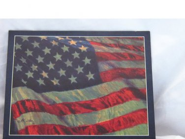 American Spirit 500 piece jigsaw puzzle by Lang