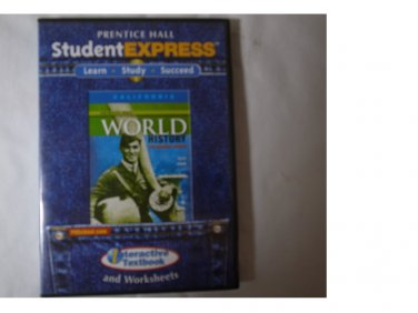 Student Express: CA World Hitory - The Modern World
