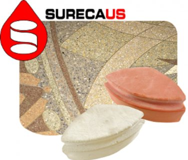 Cassani Abrasive Stone for Terrazzo & Marble  Pad 96 Pack
