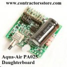 Aqua-Air PA025 Daughter Board for 130/230 Central Vacuum Units