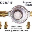 NG to LP Conversion kit for Electra 24 generator