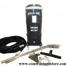 Portable Wet/Dry Central Vacuum Unit