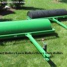 Turf Leveling Roller 4'  Heavy Duty