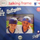 LA DODGERS : DINO TALKING PICTURE FRAME