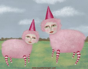 Sheeple Print