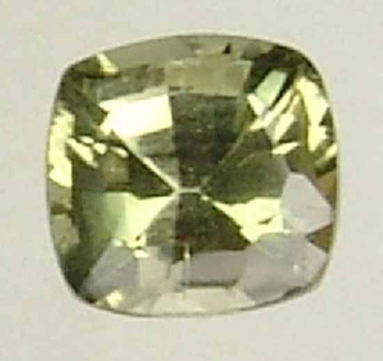 1.15CT All Natural Nice Cushion Cut Kornerupine 8101649