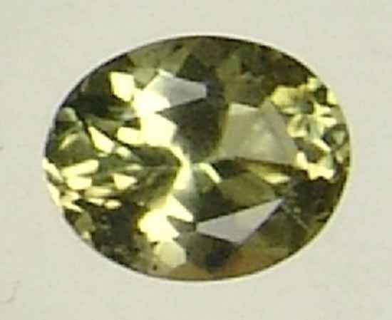 1.10CT 100% Natural Nice Oval Rare Kornerupine 08101624