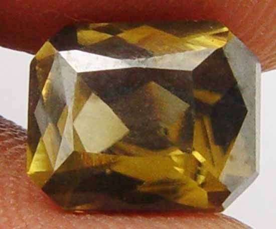 3.50Ct Natural Earth Mined Zircon Sri Lanka 11031877